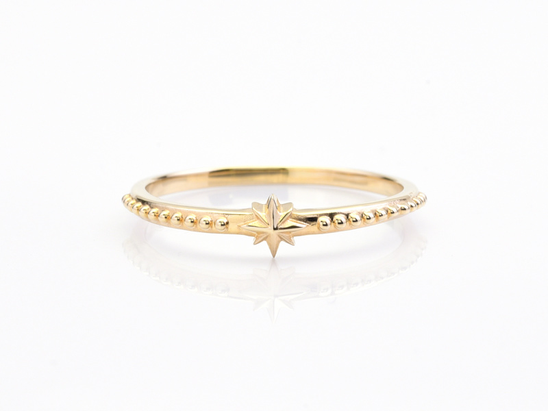 ME RING:EIGHT STAR