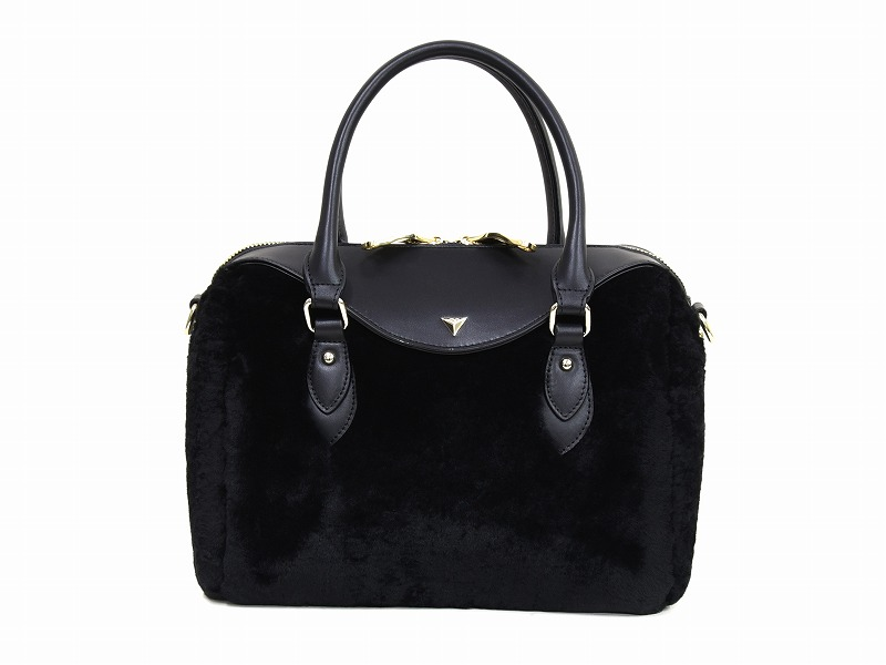 MOUTON MINI BOSTON BAG