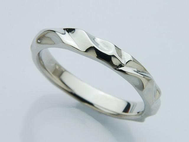 SHADE TRIBE RING(Pt900)