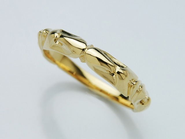 LAUREL RING:K18