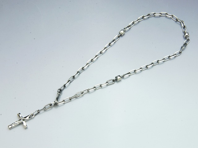 STUD POINT ANKLET(クロス)