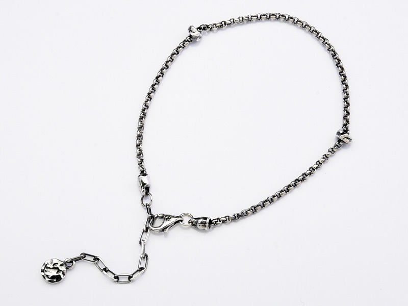 LUXE CHAIN ANKLET:SINGLE