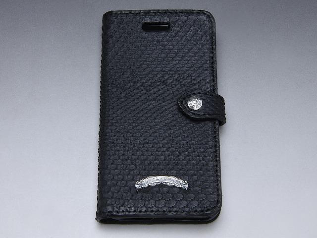 ブックiPhone7/8 , 7Plus/8Plus ケース(パイソン,シャーク)