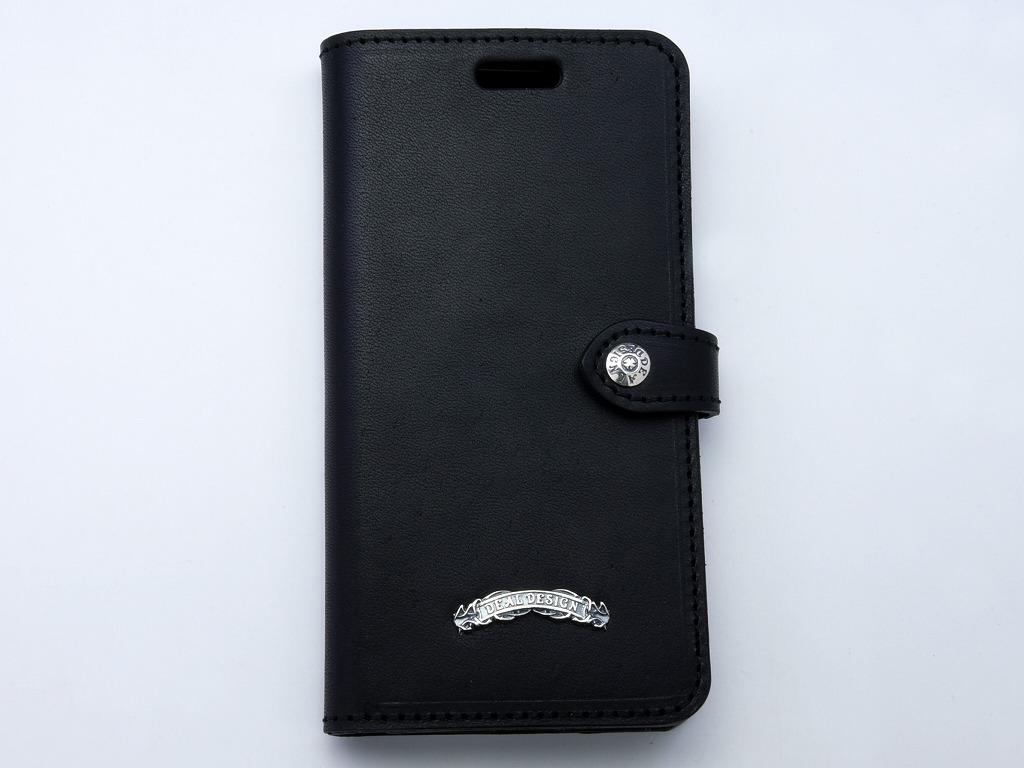 ブックiPhoneX ケース(スムース)