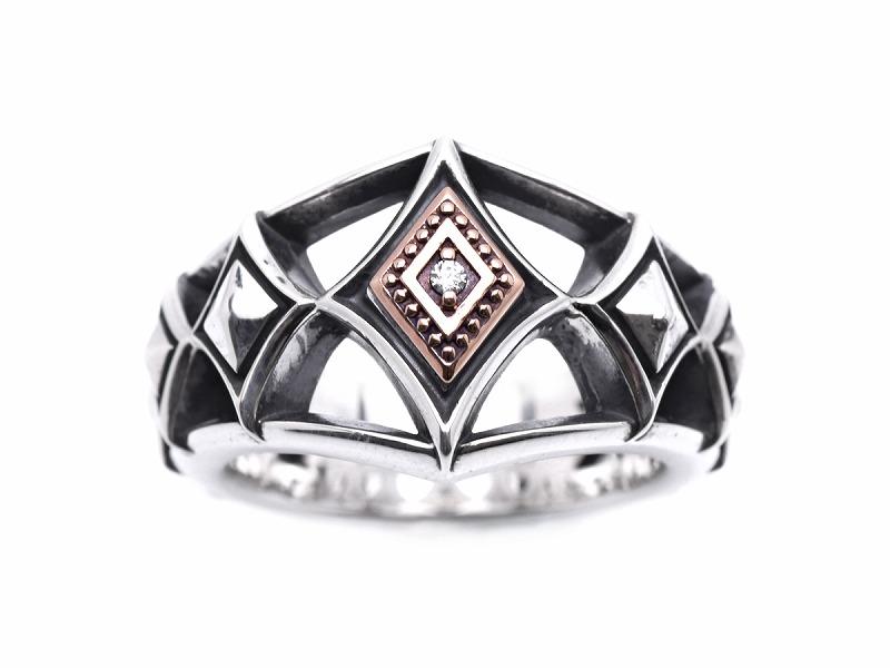 ダイヤウェブリング