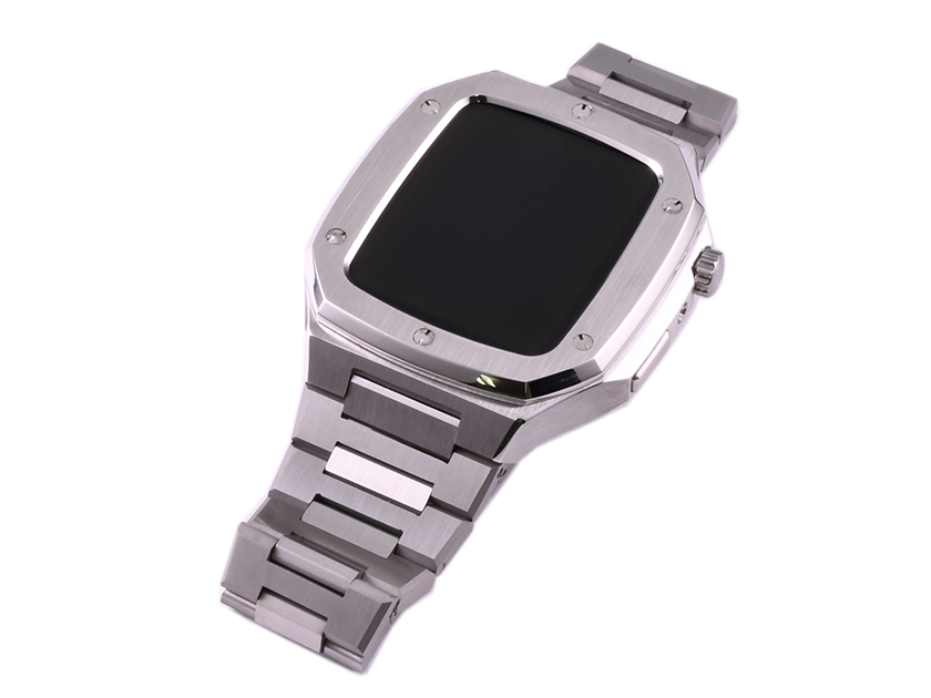 Apple watch(アップルウォッチ)ステンレスケース
