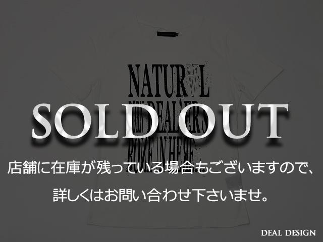 NATURALTシャツ(WH)