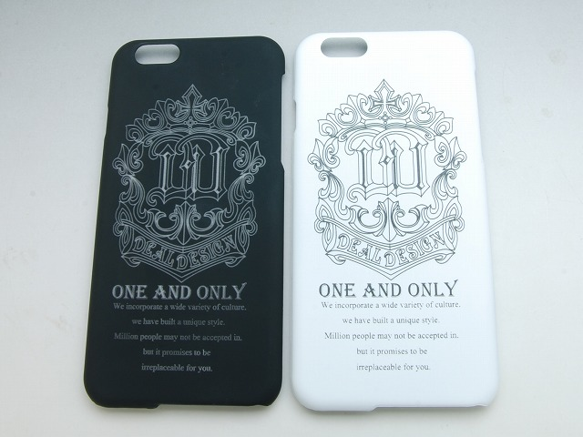 マットiphone6/6sケース:DD-CROWN