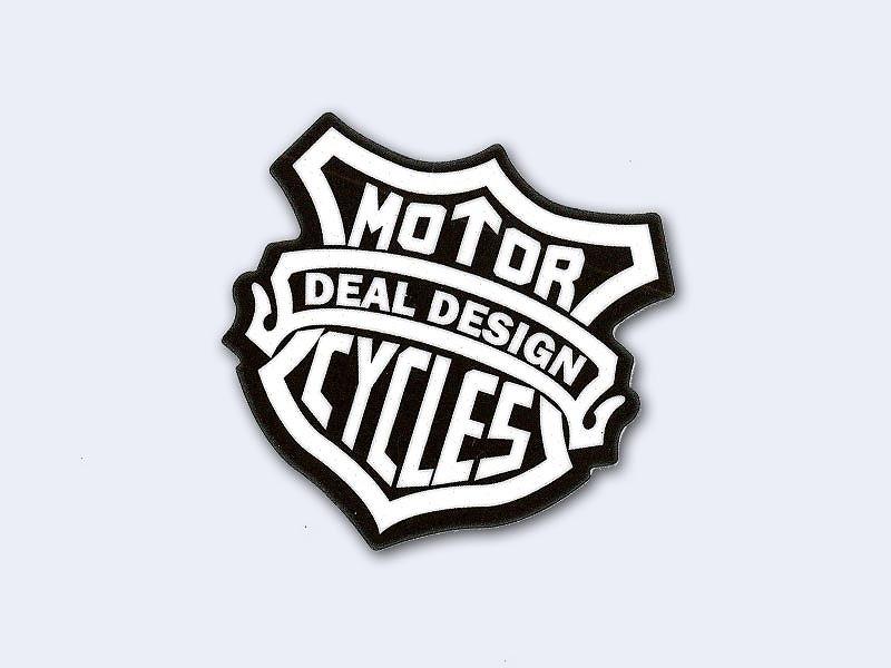 コレクションステッカー:モーターサイクル